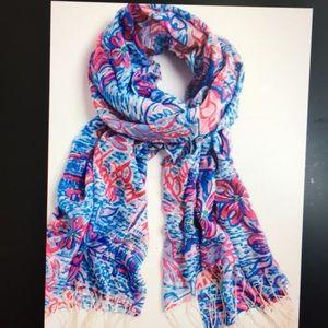 Lily Pulitzer Murfee scarf States